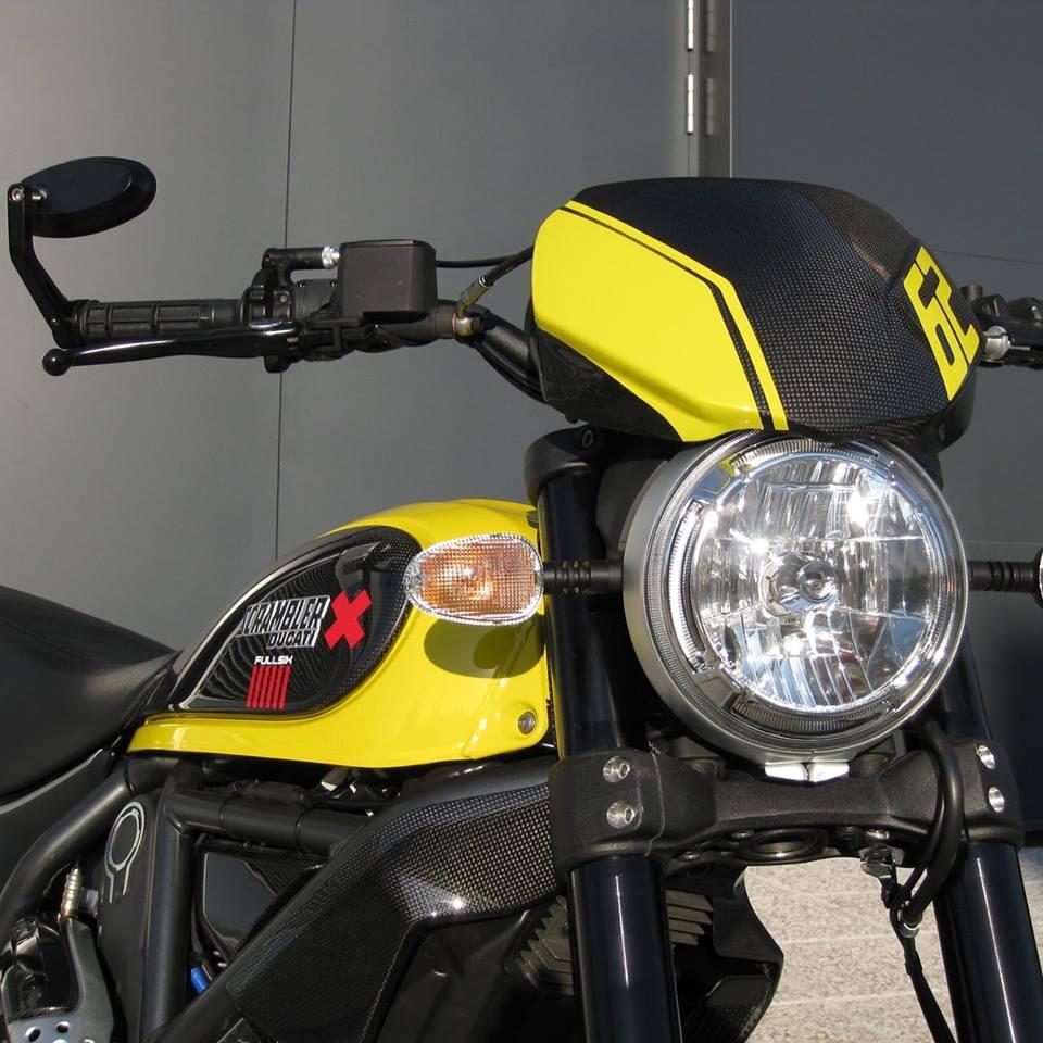 Carbon Parts Fullsix Page 2 Ducati Scrambler Forum